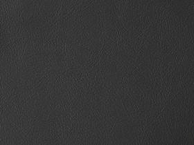 Royal Flat Black Genuine Leather